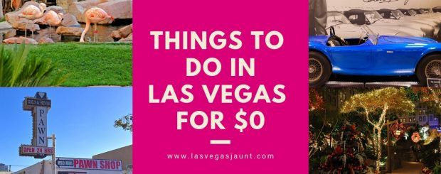 Things to Do in Las Vegas for Free