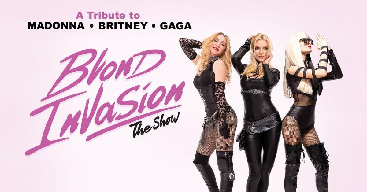 Blond Invasion The Show Las Vegas Discount Tickets
