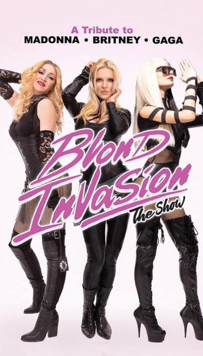Blond Invasion The Show Las Vegas Discount Tickets