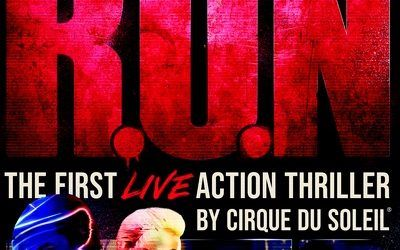 Run Cirque du Soleil Las Vegas Discount Tickets