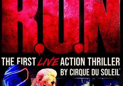 Run Cirque du Soleil Las Vegas Discount Tickets
