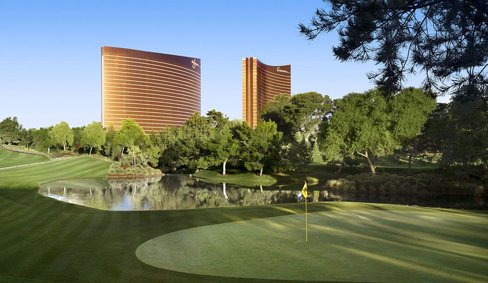 Wynn Las Vegas Golf Course