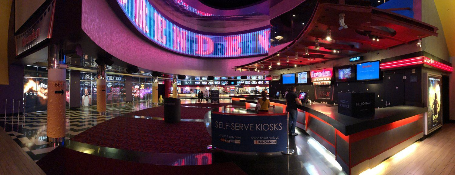 Palms Las Vegas Brenden Movie Theatres