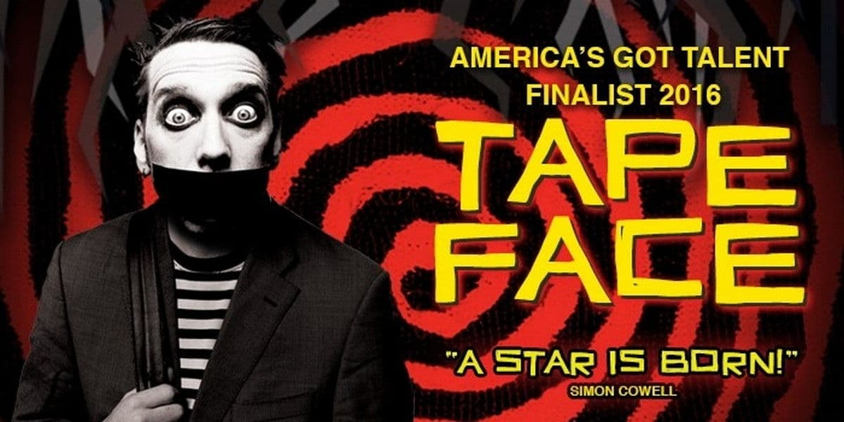 Tape Face Las Vegas Discount Tickets