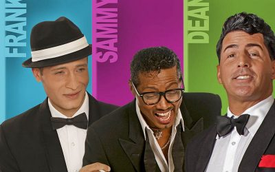 The Rat Pack is Back Las Vegas Discount Tickets
