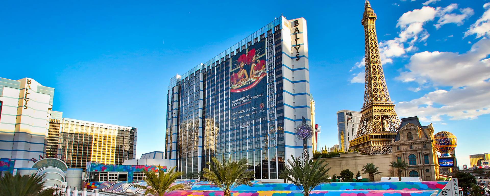 Bally's Hotel Las Vegas Deals & Promo Codes