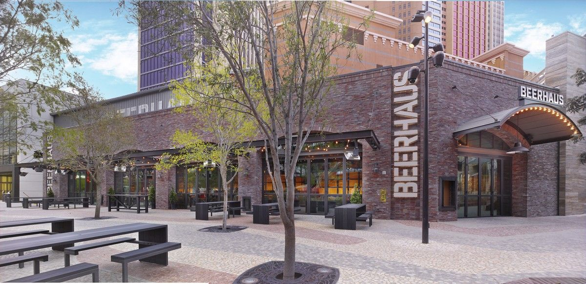 Beerhaus at The Park Las Vegas