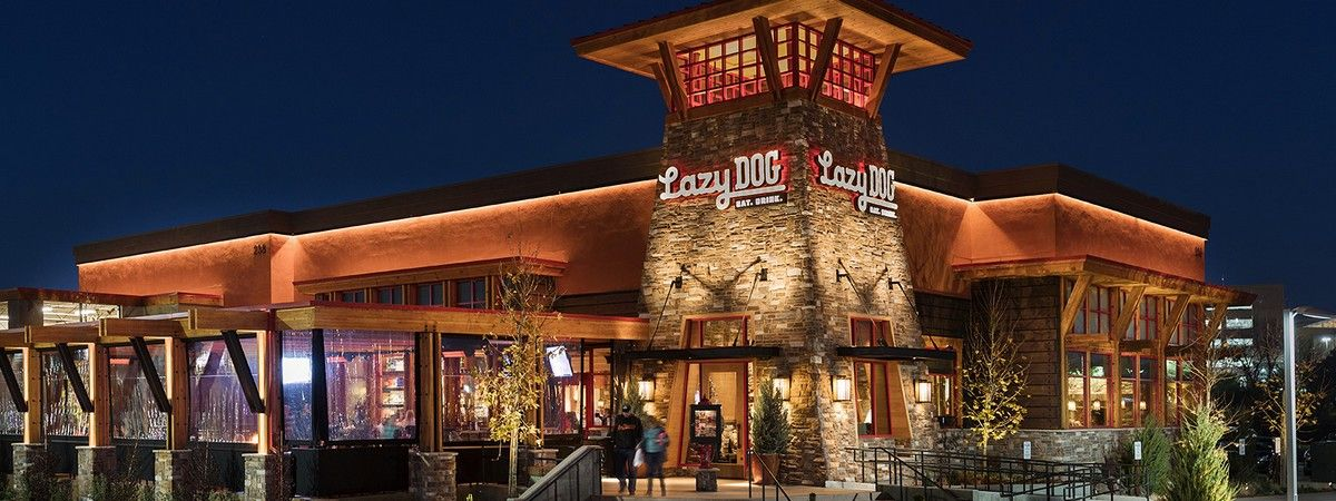 Lazy Dog Restaurant Las Vegas