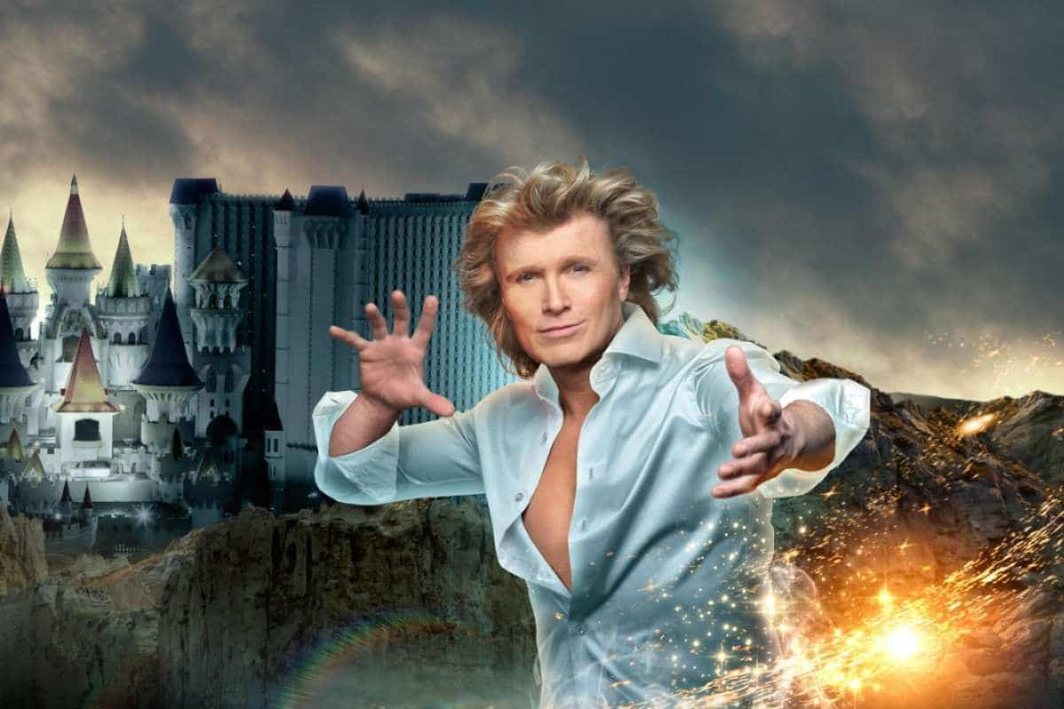 Hans Klok The World's Fastest Magician Las Vegas Discount Tickets