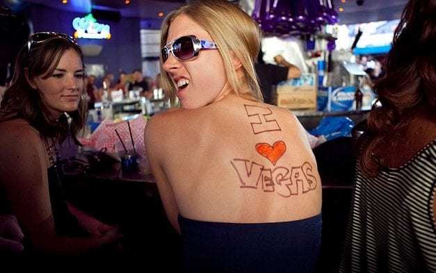 Las Vegas Ugly Tattoo