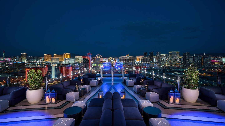 Palms Las Vegas Apex Rooftop Bar & Lounge