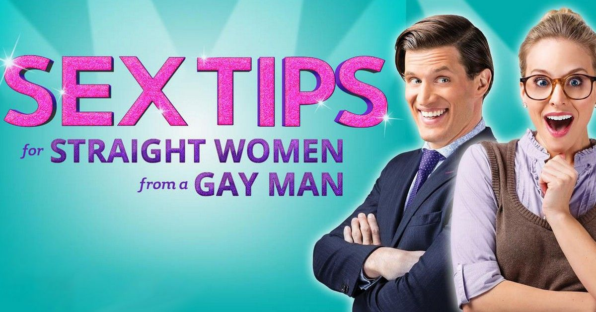 Sex Tips for Straight Women from a Gay Man Discount Tickets