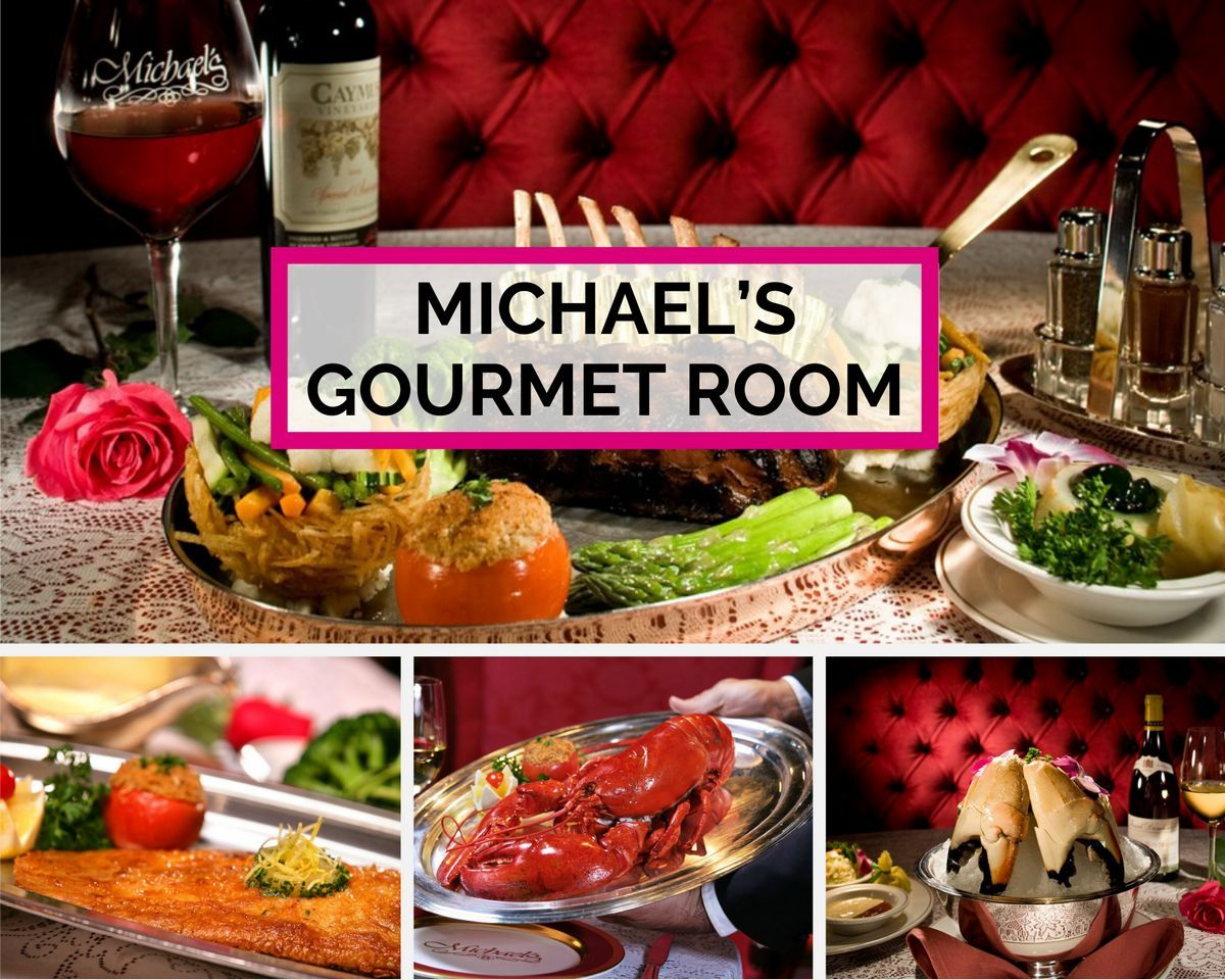 Michael's Gourmet Room South Point Las Vegas