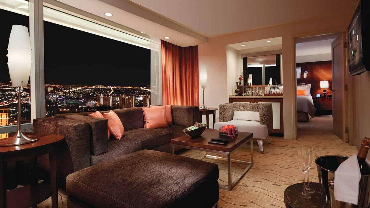 Aria Las Vegas Corner Suite