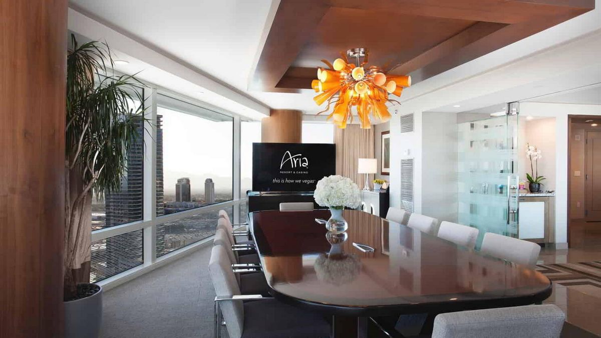 Aria Las Vegas Executive Hospitality Suite