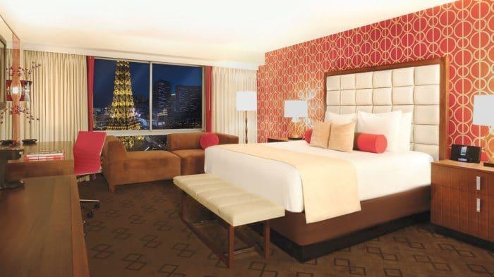 Bally's Las Vegas Jubilee Room King