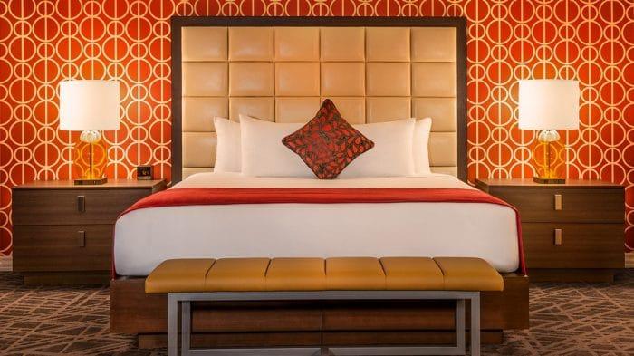 Bally's Las Vegas Resort Executive Suite King Bed