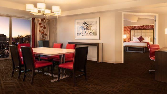 Bally's Las Vegas Resort Premium Suite