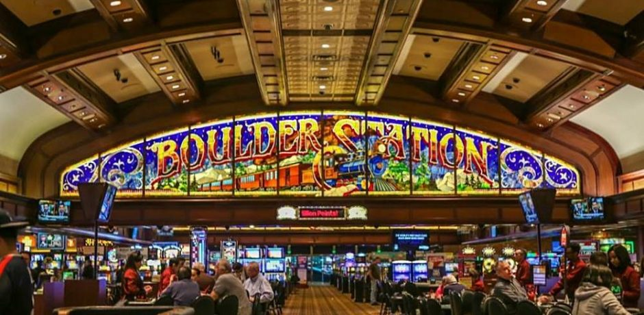 Boulder Station Las Vegas Casino Table Games