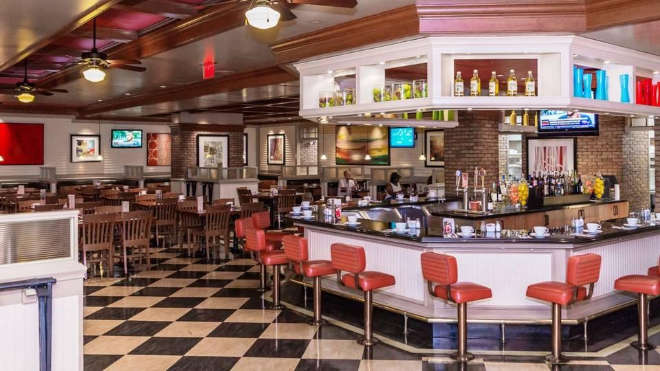 Boulder Station Las Vegas Grand Cafe