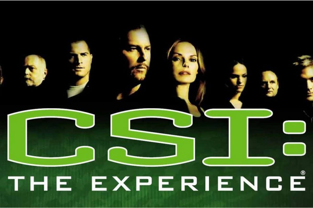 CSI the experience MGM Grand Las Vegas Discount