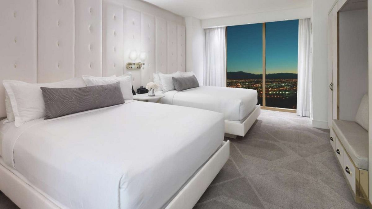 Delano Las Vegas Two Bedroom Suite