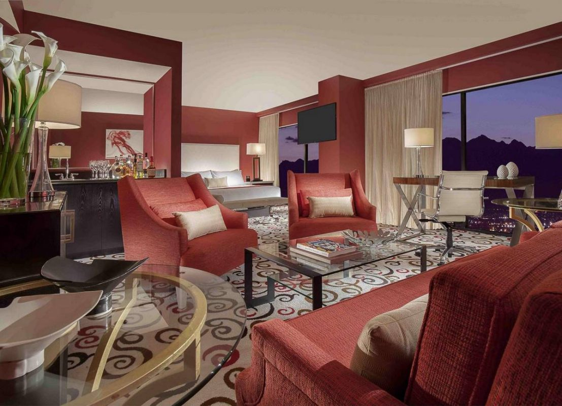 Downtown Grand Las Vegas City Suite
