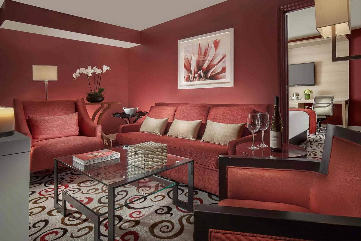 Downtown Grand Las Vegas One Bedroom Suite
