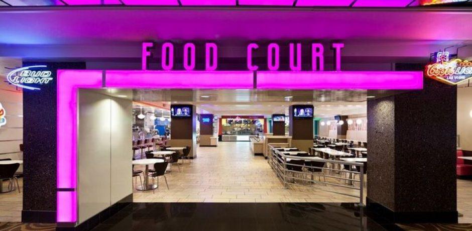 Flamingo Las Vegas Food Court