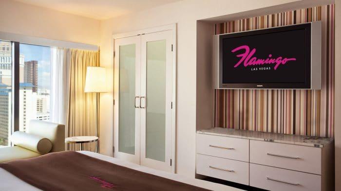 Flamingo Las Vegas Neapolitan Suite