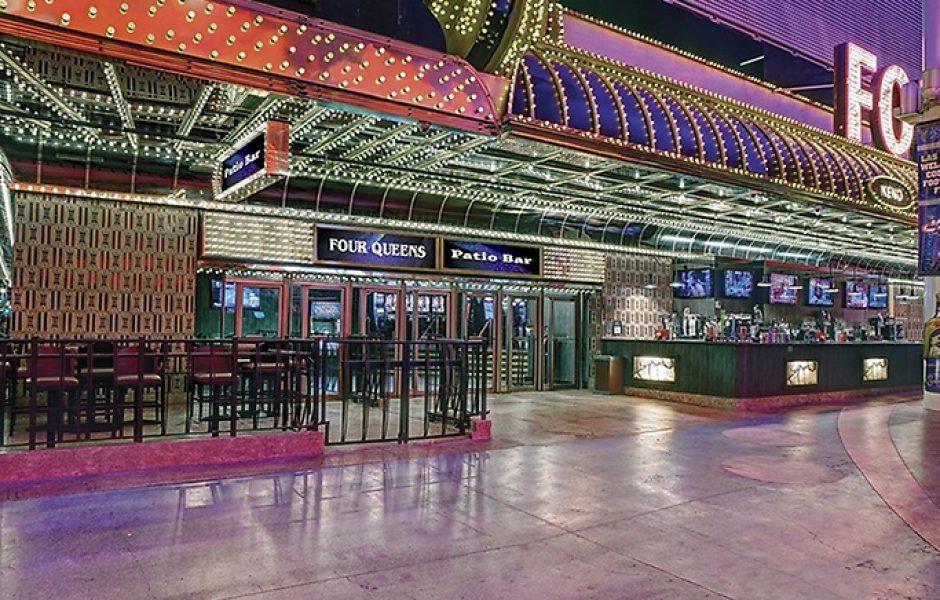 Four Queens Las Vegas Fremont Street