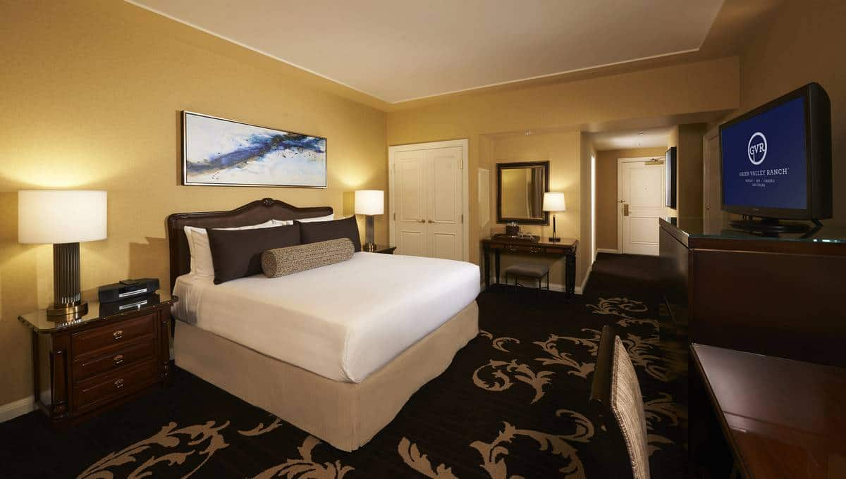 Green Valley Ranch Las Vegas Deluxe King Room