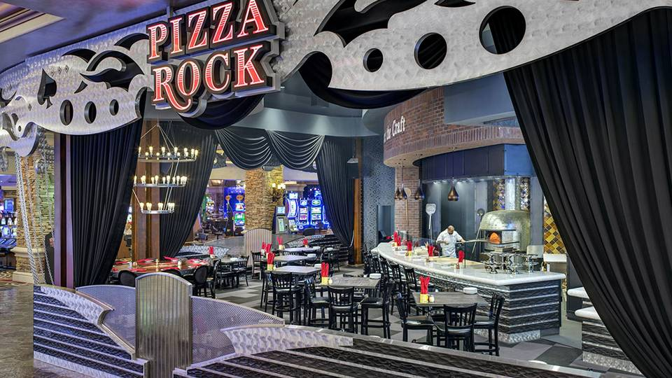 Green Valley Ranch Las Vegas Pizza Rock