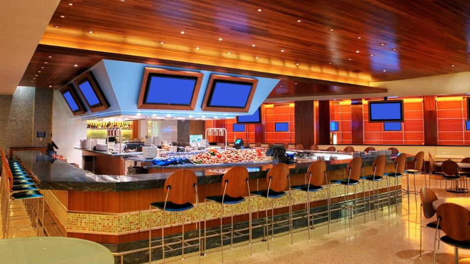 Green Valley Ranch Las Vegas Tides Seafood & Sushi Bar