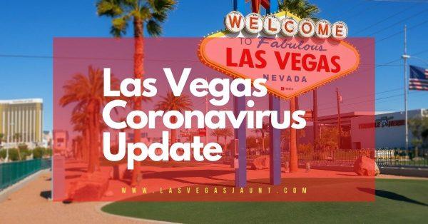 Las Vegas Coronavirus Update