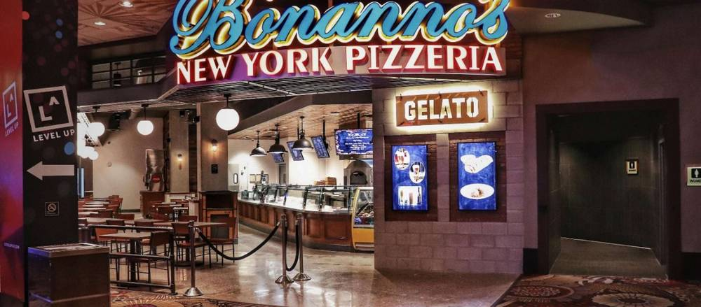 MGM Grand Las Vegas Bonanno's New York Pizzeria