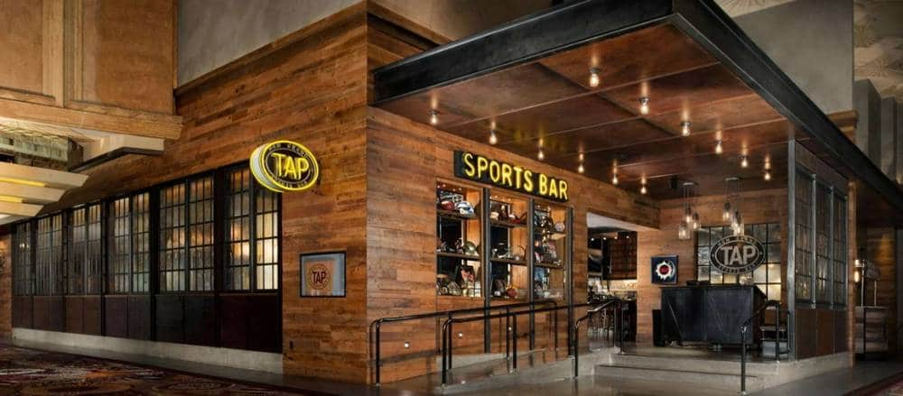 MGM Grand Las Vegas TAP Sports Bar