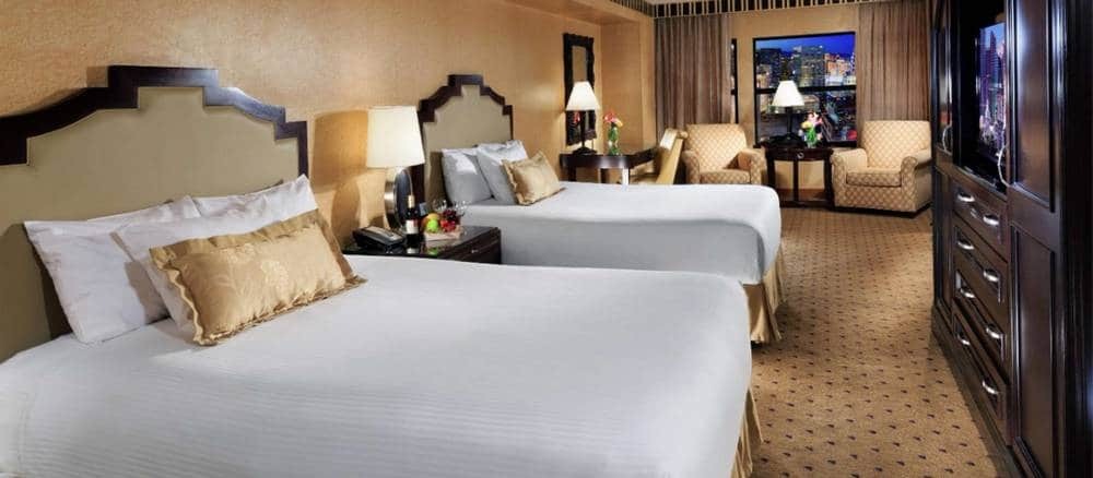 New-York New-York Las Vegas Park Premier Two Queen Room