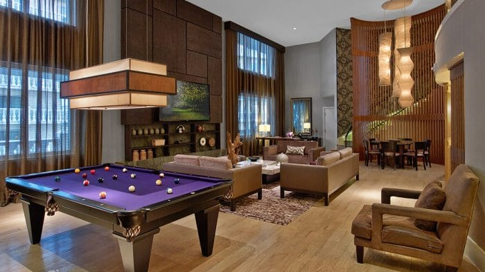 Nobu Hotel Las Vegas Penthouse