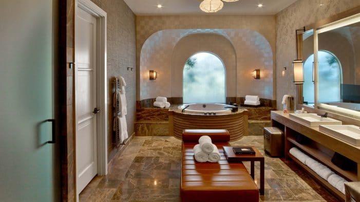 Nobu Hotel Las Vegas Villa Bathroom