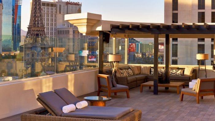 Nobu Hotel Las Vegas Villa