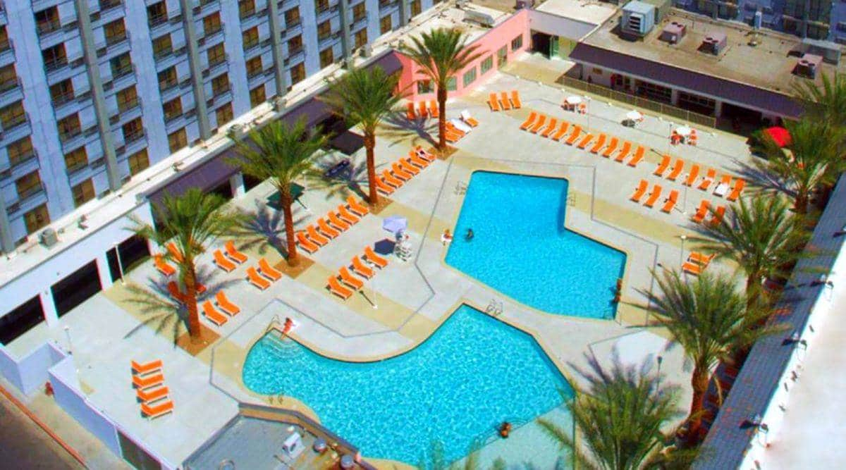 Oyo Las Vegas Pool