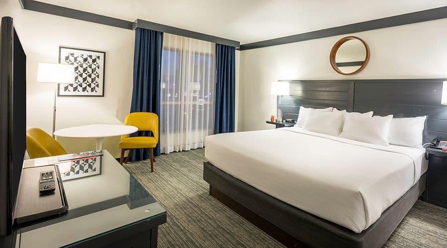 Oyo Las Vegas Standard One King Room