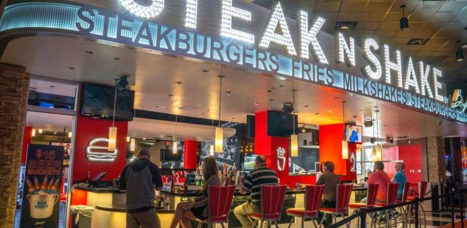 Oyo Las Vegas Steak 'n Shake