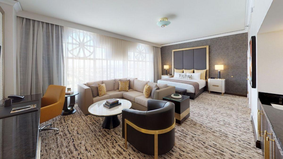 Palace Station Las Vegas Executive Suite