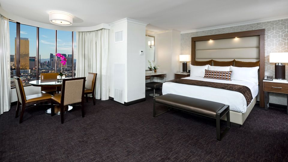Palace Station Las Vegas Premier King Room