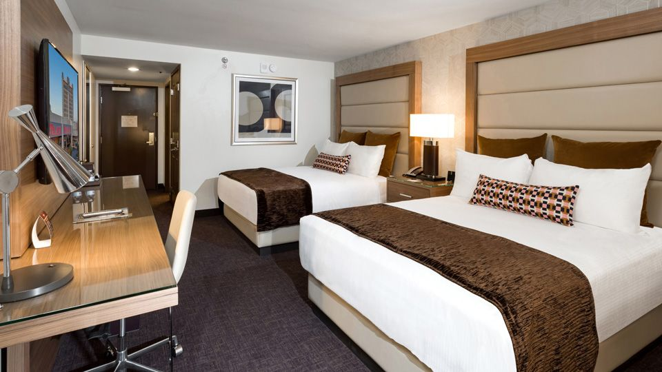 Palace Station Las Vegas Premier Double Queen Room