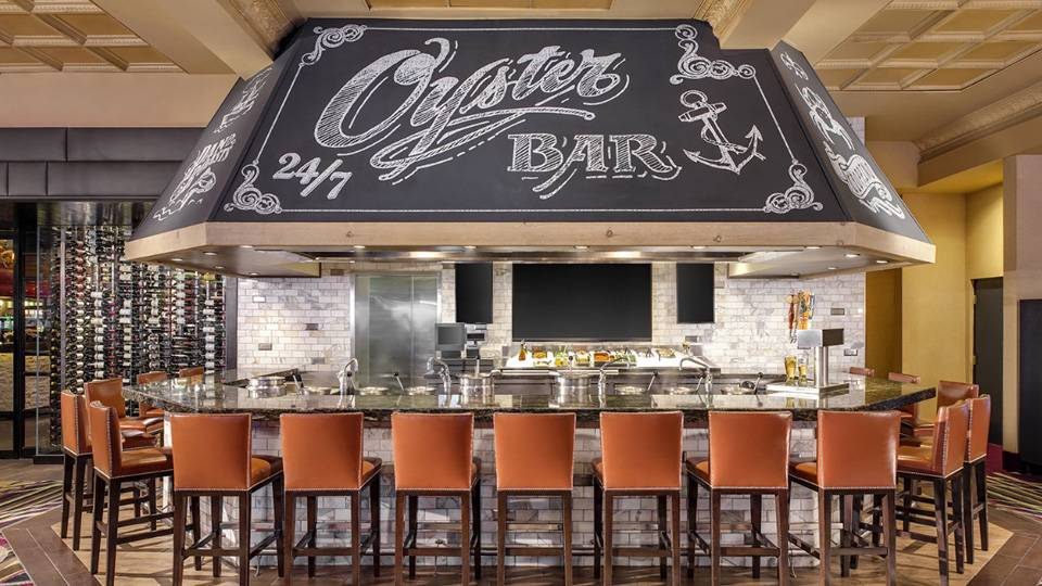 Palace Station Las Vegas The Oyster Bar