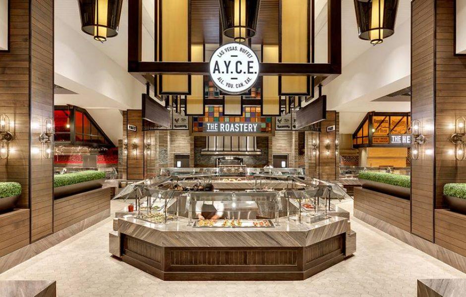 Palms Las Vegas A.Y.C.E. Buffet