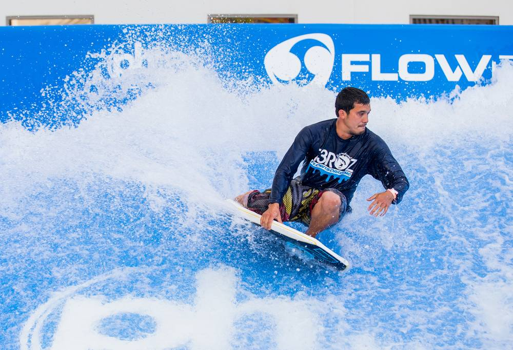 Planet Hollywood Las Vegas Flowrider
